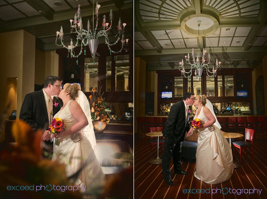 Las Vegas Wedding Reception Photography Colleen And Scott