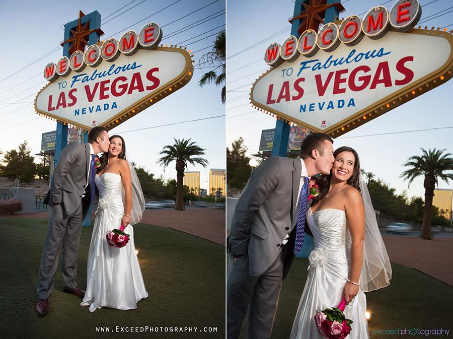 Las Vegas Wedding Photo Tour Jen Roger Pinterest Pin To