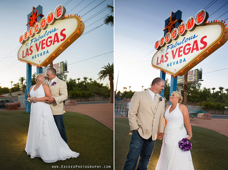 Las Vegas Wedding Photo Tour