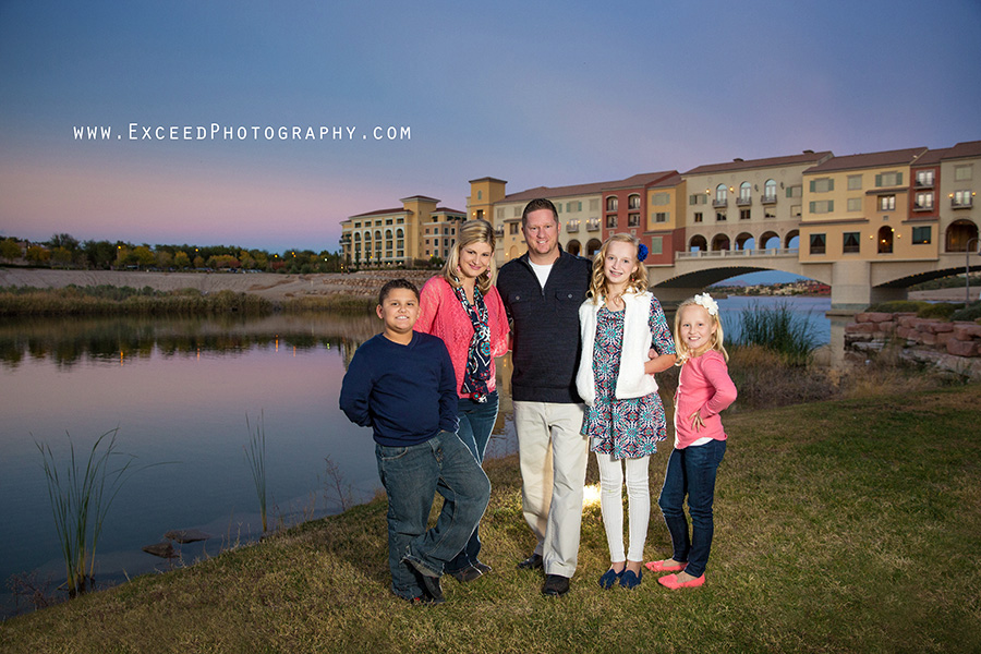 Lake las vegas family portraits las vegas family photographer