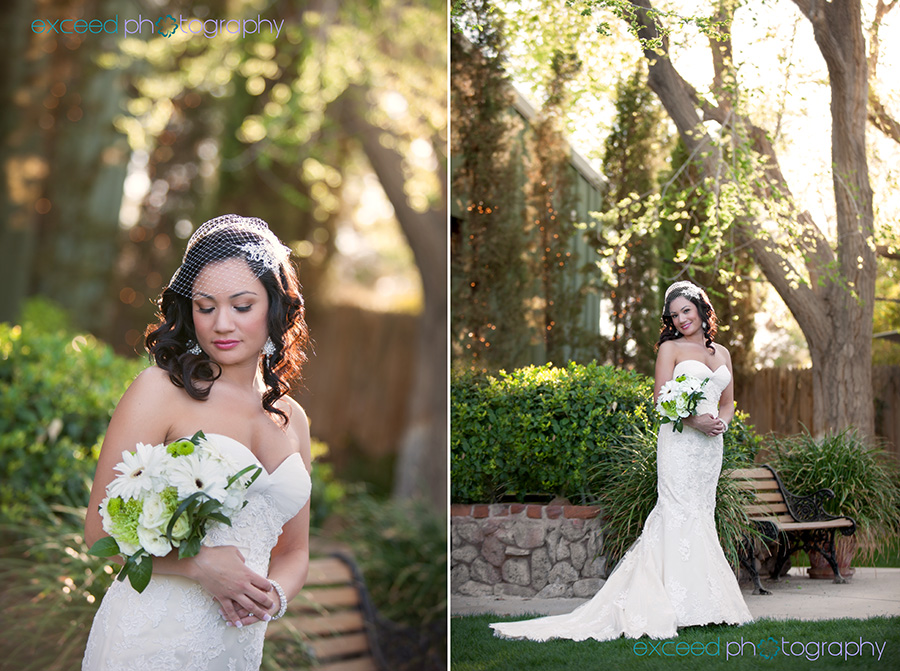 Las Vegas Wedding Photographer Jennifer And Bill At The Secret Garden