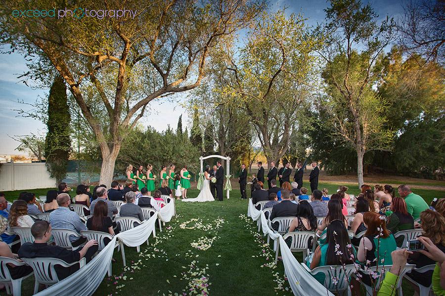 Las Vegas Wedding Photographer Jennifer And Bill Wedding At The Secret Garden Creative Las
