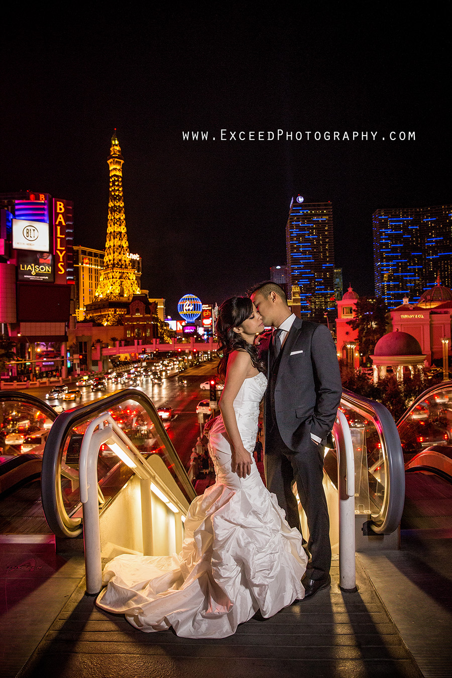Las Vegas Elopement Photos {Jaime And Hieu}