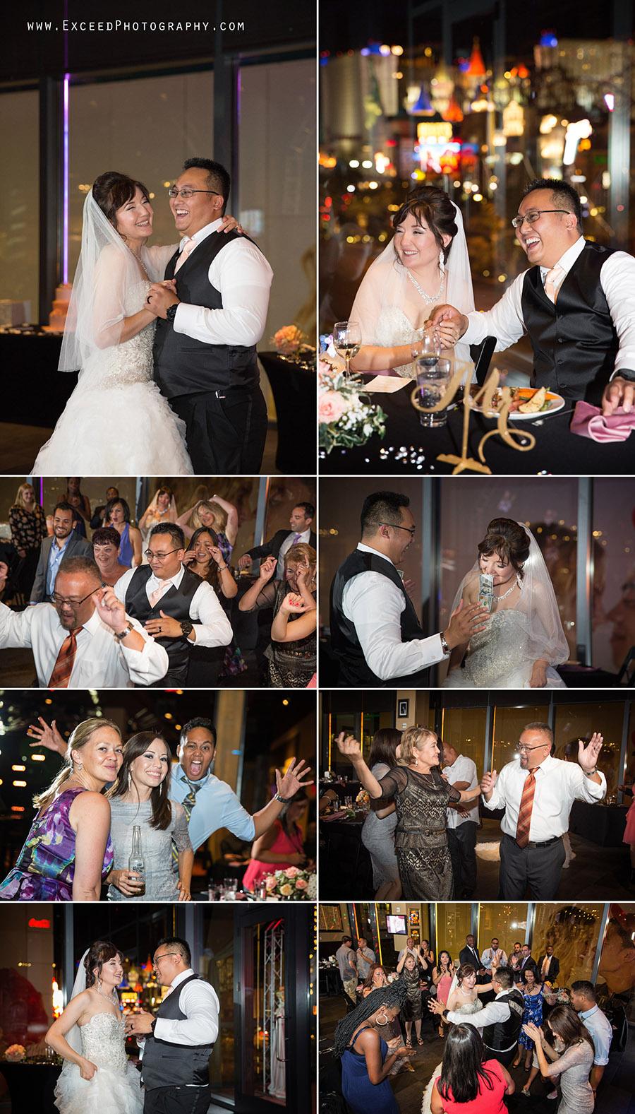 Garth vegas wedding