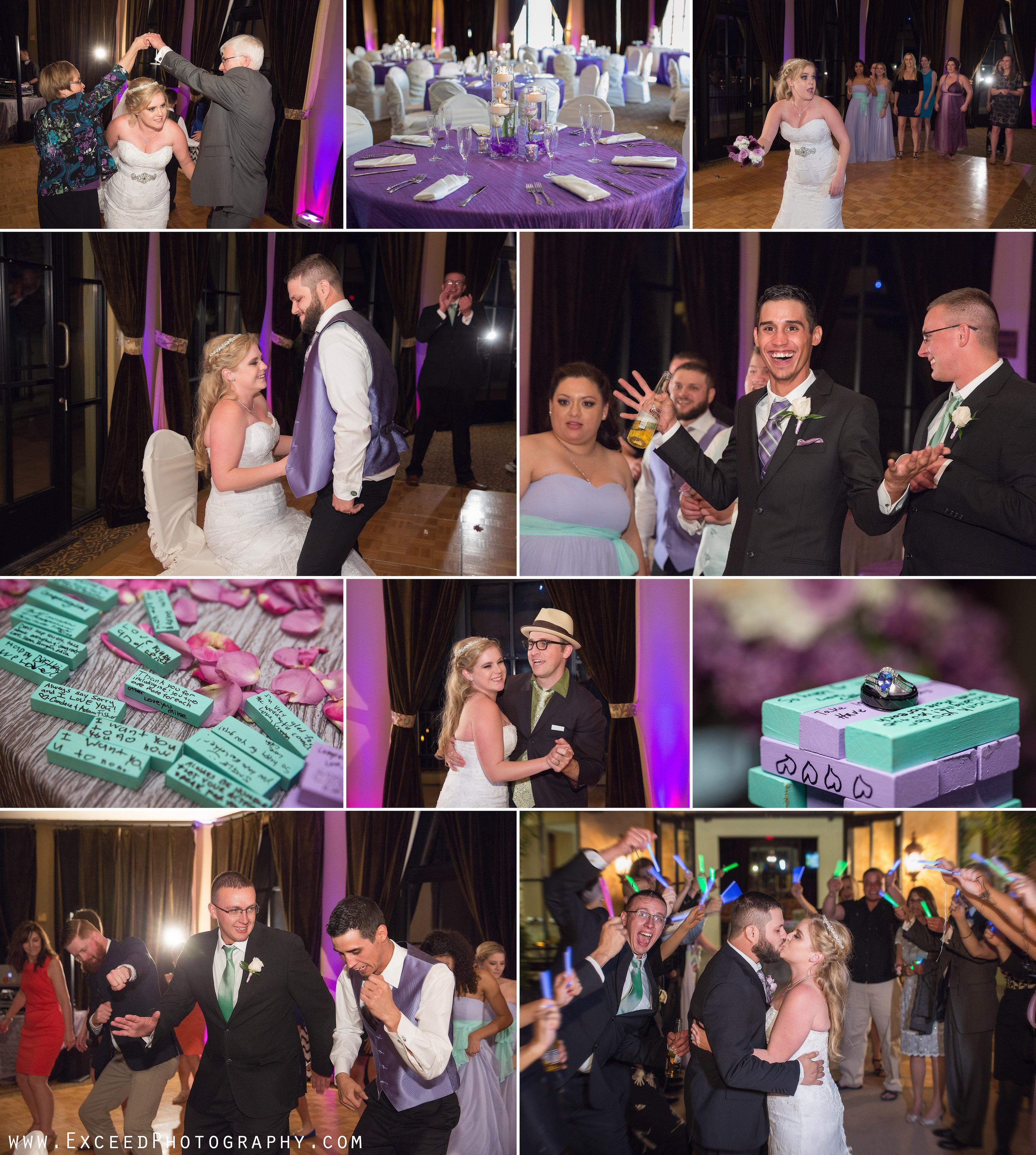 Wedding At The Lake Club At Lake Las Vegas