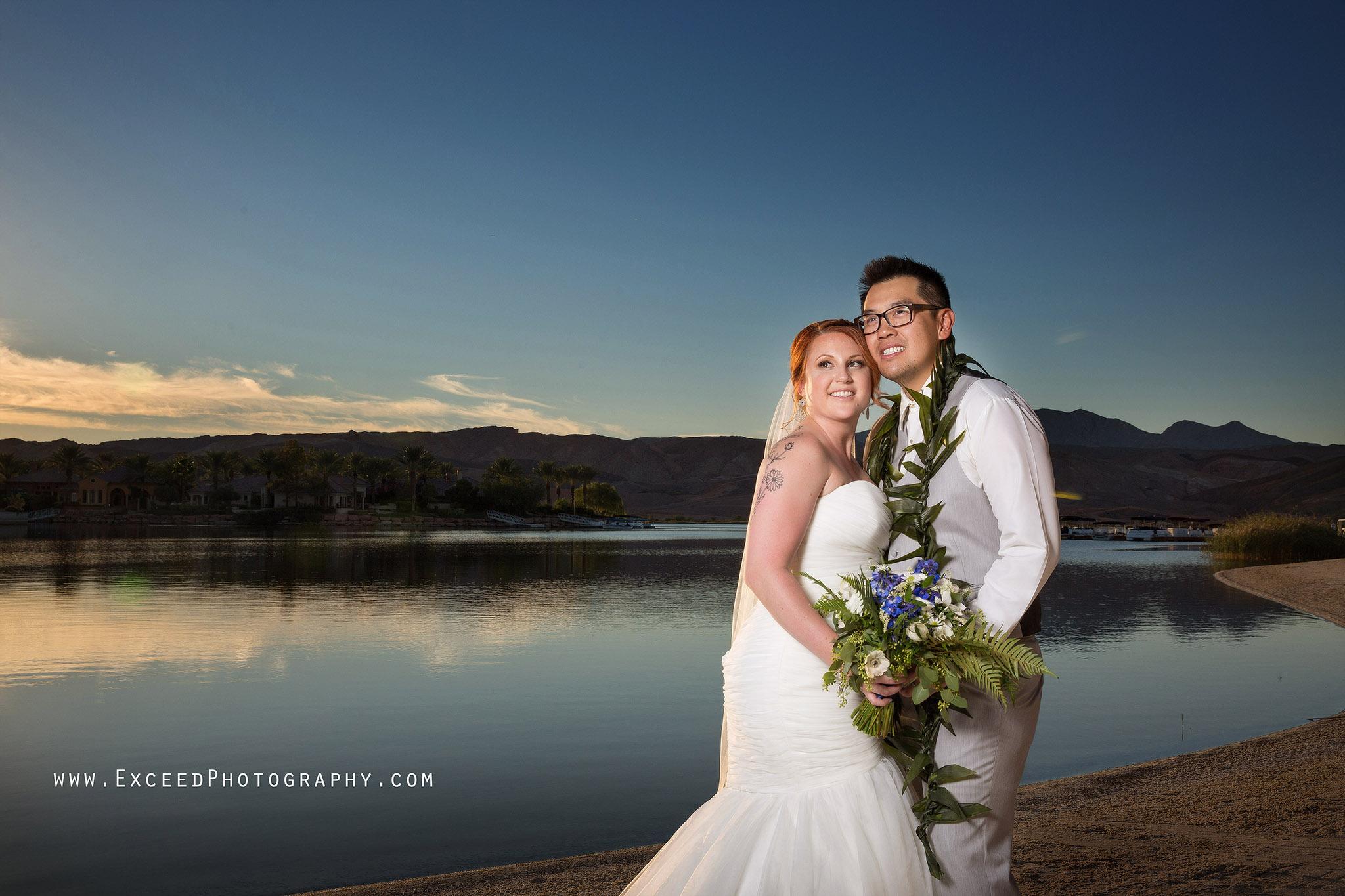 The lake club at lake las vegas wedding sam will for Wedding photography las vegas