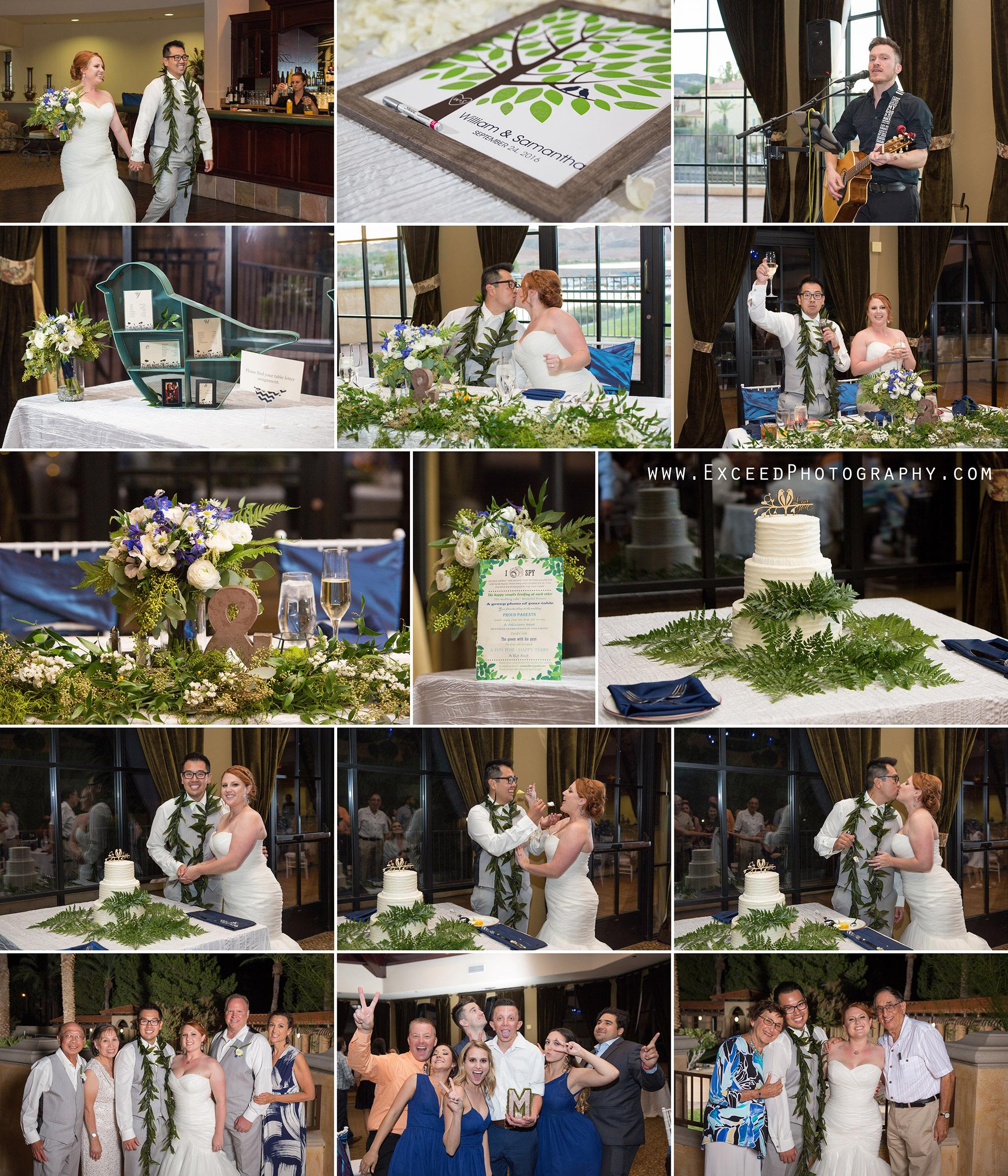 The Lake Club At Lake Las Vegas Wedding (Sam & Will