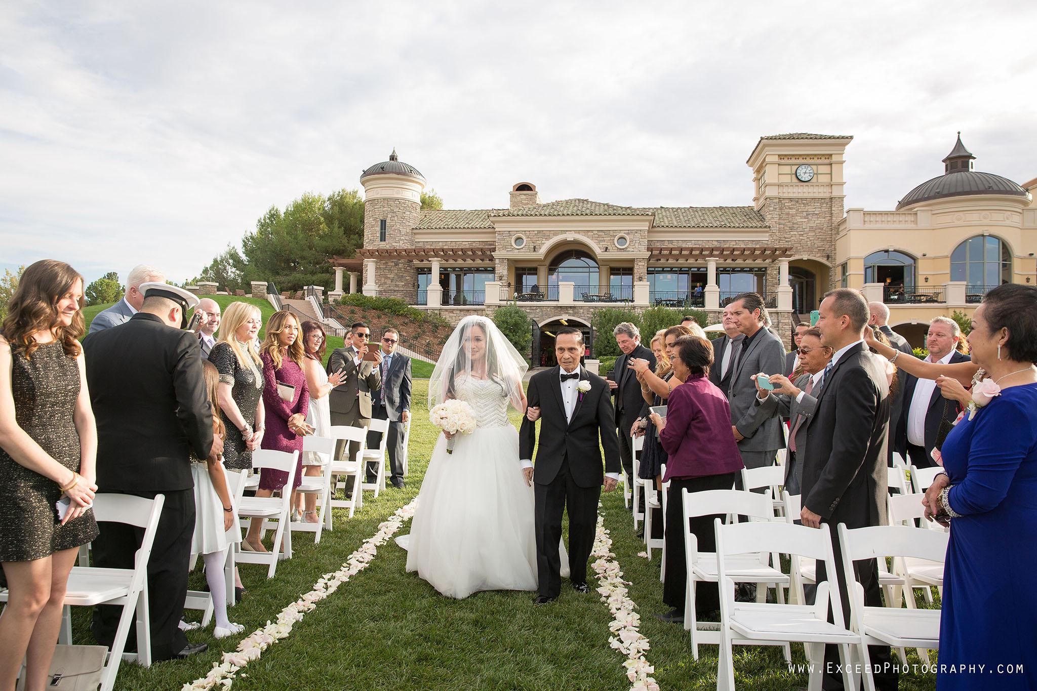 Southern Highlands Golf Club Wedding Las Vegas